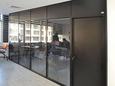 Tam Camlı Ofis Sistemi